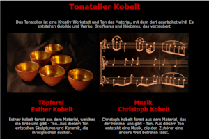 Tonatelier Esther und Christoph Kobelt